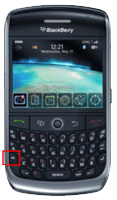 Full Keyboard Blackberry